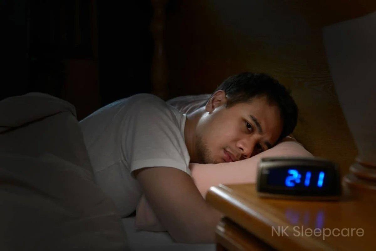 การวินิจฉัยภาวะนอนไม่หลับ