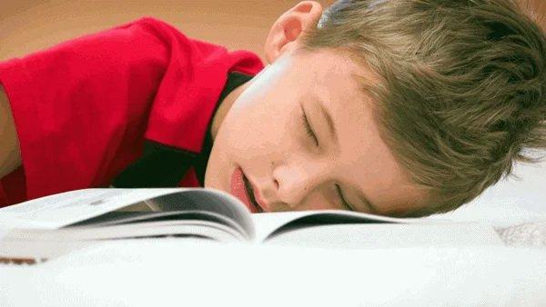 ปัญหานอนกรนในเด็ก